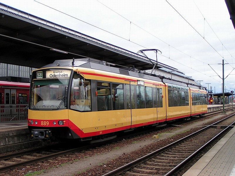 Karlsruhe Stuttgart Bahn